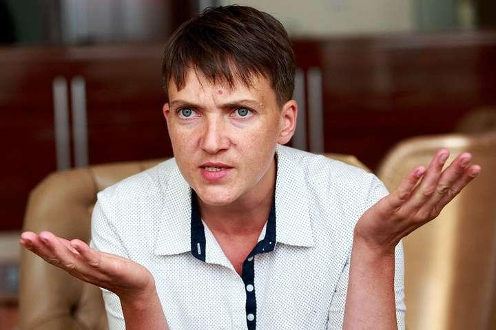 Парубій не підписував відрядження Савченко