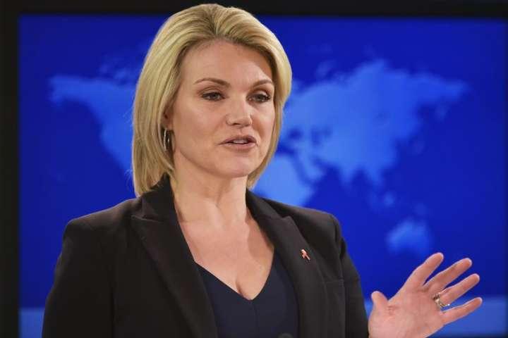 Гізер Нойєрт підвищена до в. о. заступника держсекретаря зпитань дипломатії