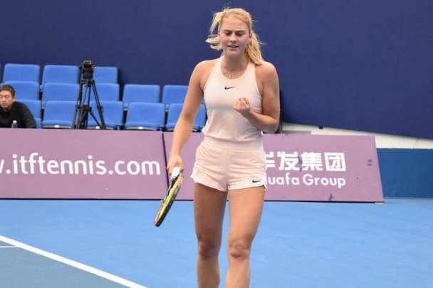 Костюк вийшла до чвертьфіналу тенісного турніру в Шеньчжені