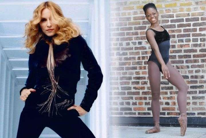 Мадонна поставит драму ожизни балерины