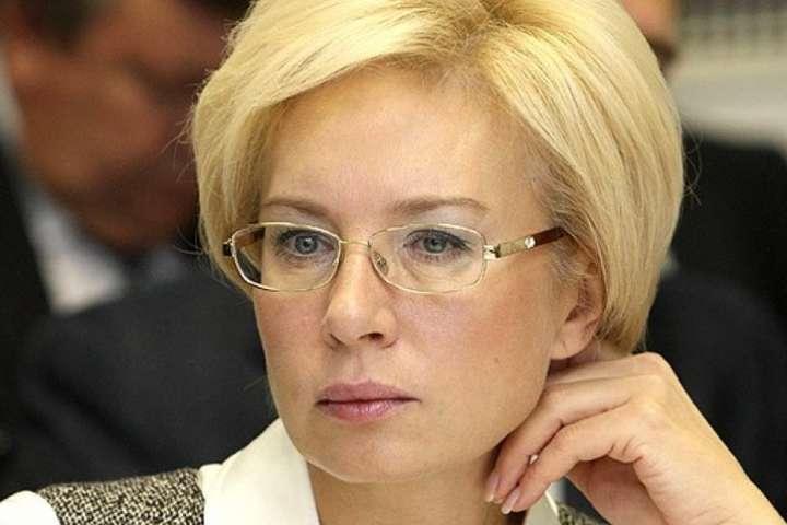 Людмила Денисова — «Пристроїти Люду». Як депутат Денісова стала омбудсменом