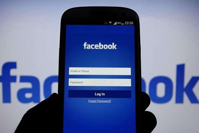 Facebook спіймали назливі інформації про мільйони користувачів