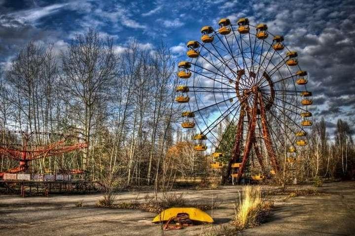 Українцям презентують проект перетворення Чорнобиля на гігантську сонячну електростанцію