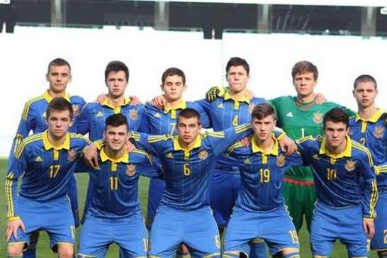 Україна U-17 зіграла внічию зоднолітками з Іспанії