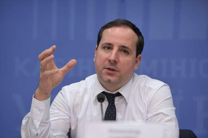 Міністр Кабінету міністрів України Олександр Саєнко