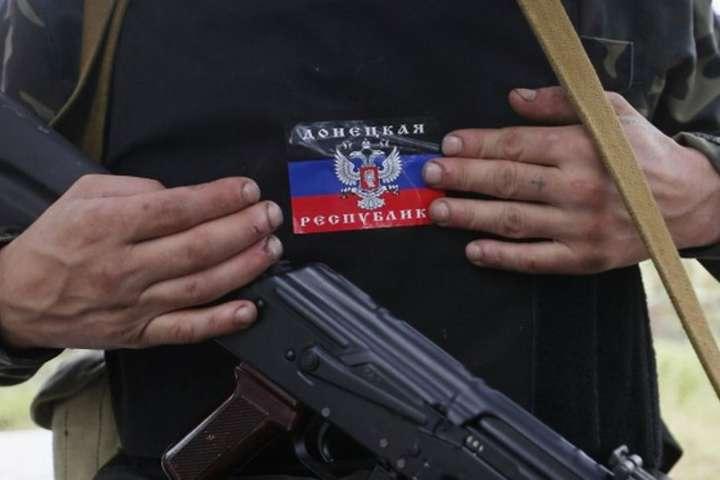 З початку року поліція викрила на Донеччині 55 бойовиків