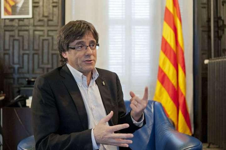Колишній глава уряду Каталонії може попросити притулку в Німеччині