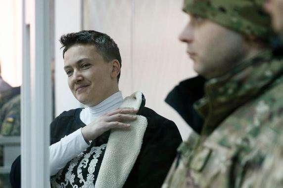 Суд відмовив Надії Савченко у відводі прокурора, вона заявила відвід суддям