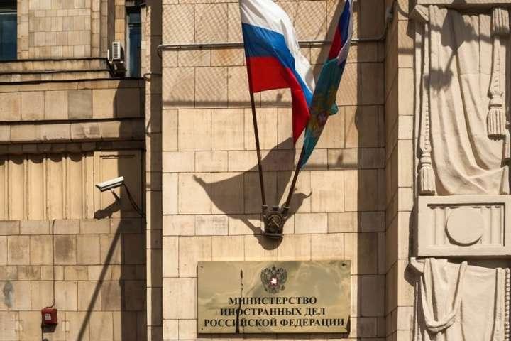 МИДРФ ответил навысылку русских дипломатов