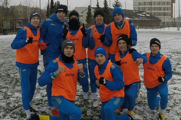Динамівці допомогли збірній України (U-19) пробитися начемпіонат Європи