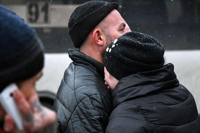 Пожежа вКемерові: ВРФ заочно арештували українця зачутки