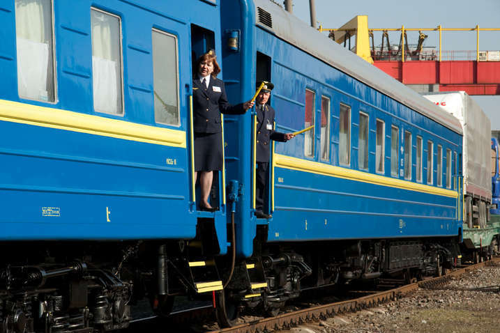 НаВеликдень «Укрзалізниця» продовжує призначати додаткові поїзди