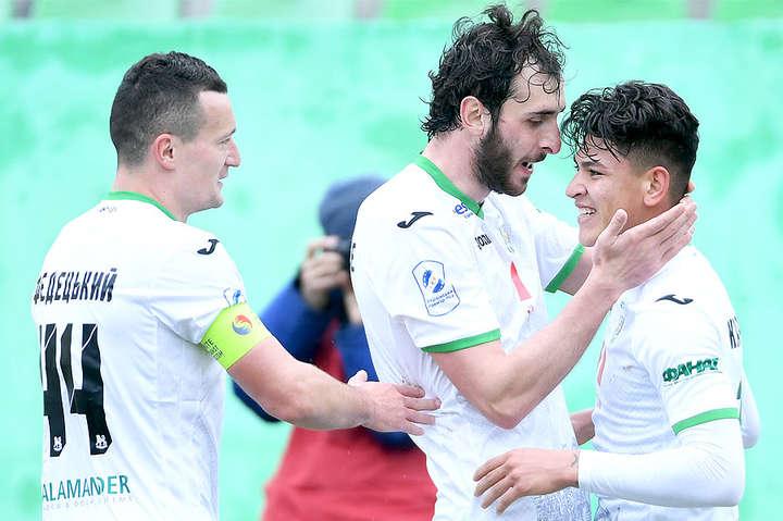 «Карпати» обіграли «Чорноморець» встартовому матчі туру Прем'єр-ліги