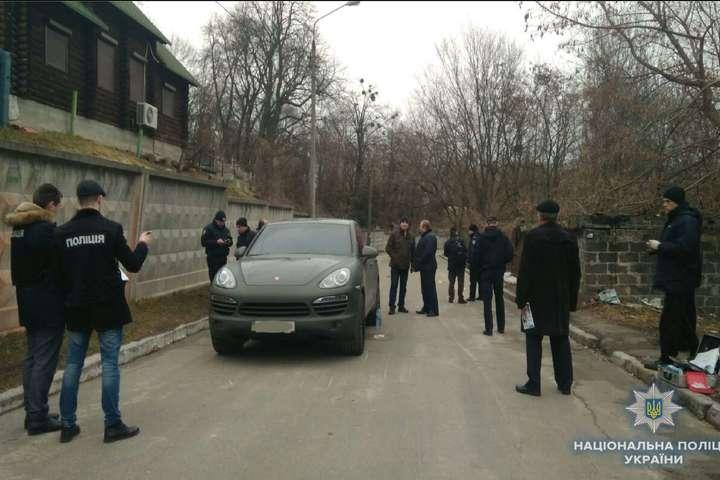 Уцентрі Києва стріляли йпобили іноземця