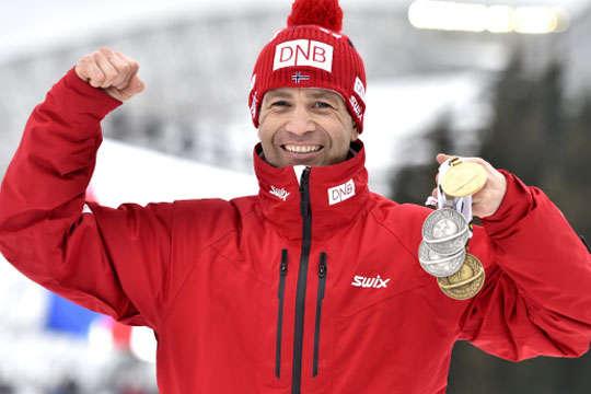 Восьмиразовий олімпійський чемпіон Бьорндален оголосив про завершення кар'єри