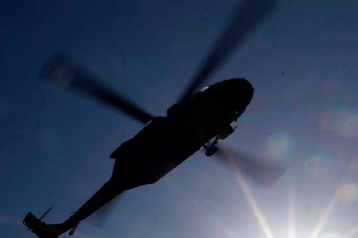 УФранції розбився вертоліт, загинули дві людини