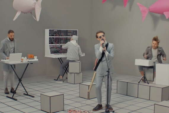 Клип украинской группы победил напрестижном конкурсе вАмерике