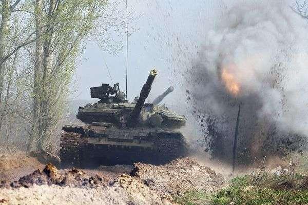 «Великоднє перемир'я»: бойовики били з мінометів і гранатометів
