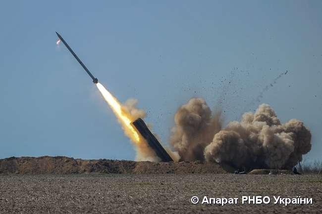 <span>Державні випробування ракетного комплексу «Вільха»</span>