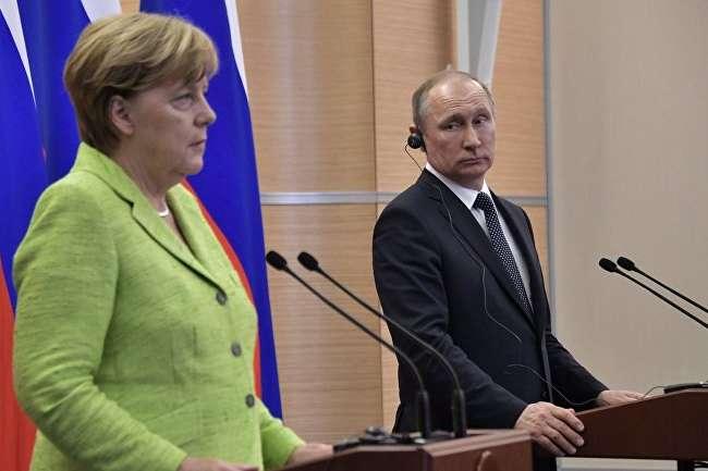 Ангела Меркель повідомила, коли зустрінуться лідери країн «нормандської четвірки»