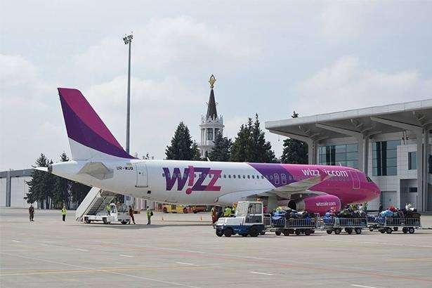 Wizz Air подвоїть польоти зі Львова доБерліна— дата