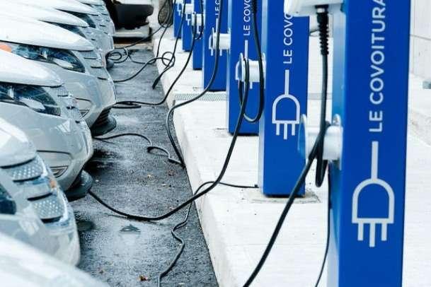 Ввоз электромобилей вУкраину вырос втри раза