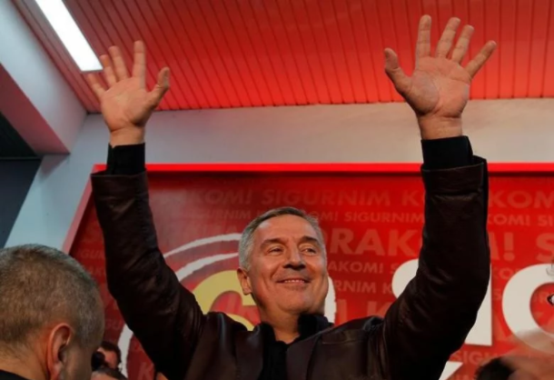 УЧорногорії напрезидентських виборах лідирує колишній прем'єр