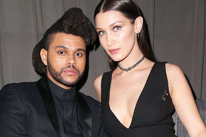 Страстные поцелуи: Беллу Хадид и The Weeknd застукали на фестивале Coachella
