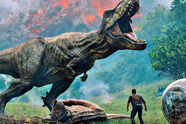 Universal Pictures показала новый трейлер «Мира юрского периода-2»