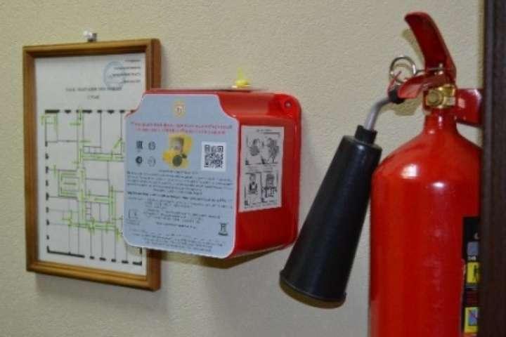 Облаштування пожежної сигналізації в школі №4 мають завершити в 2020 році