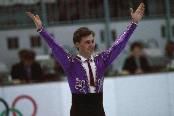 Віктор Петренко включений вЗал слави світового фігурного катання