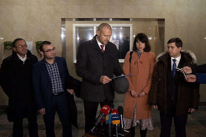 «Народний фронт» закликав НАБУ встановити замовників кампанії проти Яценюка