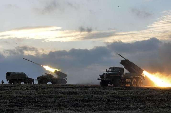 Бойовики 36 обстріляли позиції ЗСУ, двоє українських воїнів поранено