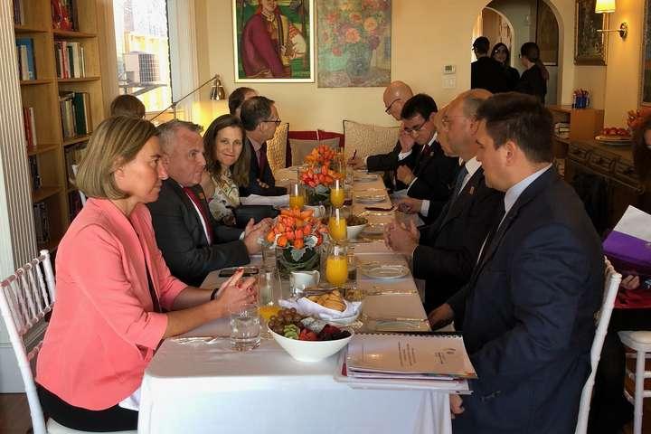 Клімкін відправляється вТоронто назустріч глав МЗС країн G7