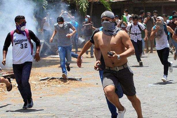 Журналіста застрелили під час Facebook-трасляції про протести у Нікарагуа