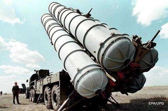 Источник проинформировал, что РФ непередавала Сирии ЗРС С-300