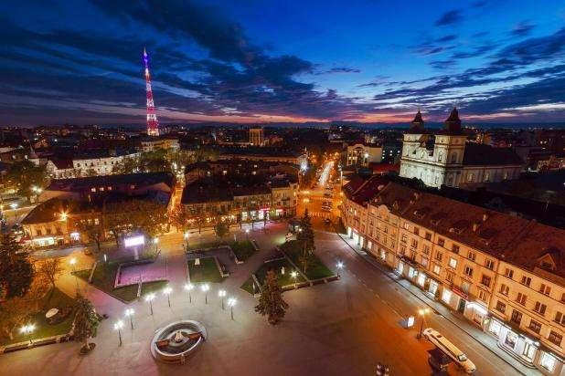 До Івано-Франківська хочуть приєднати «ближні села» та місто Тисменицю