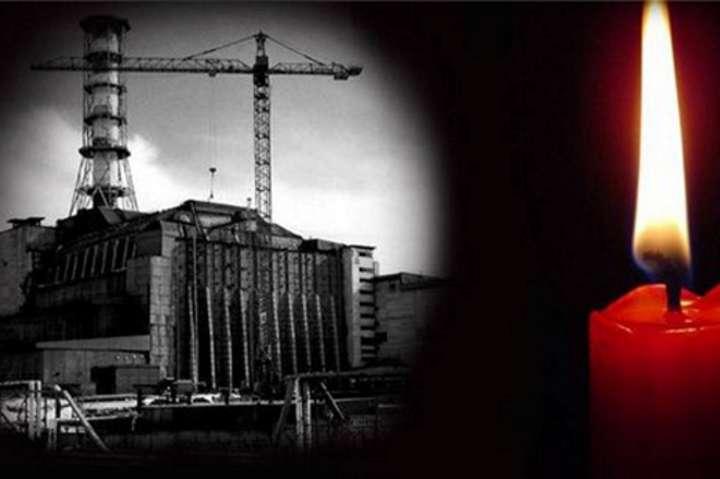 До річниці Чорнобильської катастрофи в Одесі пройде мітинг-реквієм