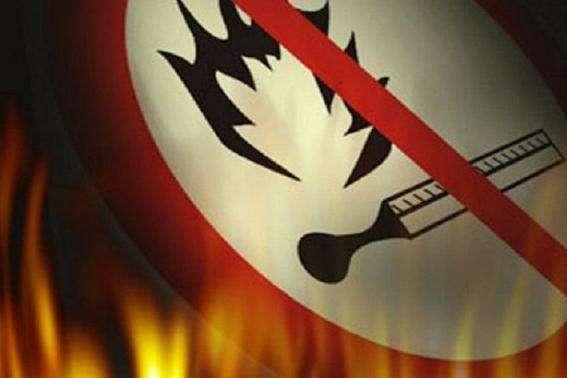 Рятувальники попередили українців про високу пожежну небезпеку