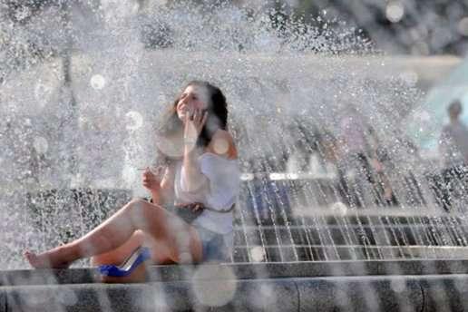 ВКиєві було побито три температурні рекорди