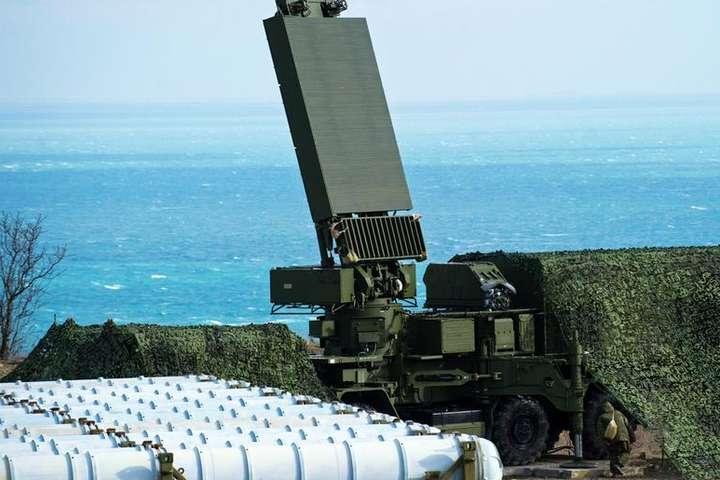 Росія посилює сили протиповітряної оборони вКриму