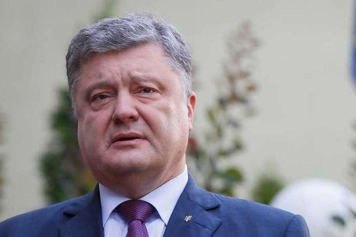 Антикорупційний суд нам вдасться створити упершій половині року— Порошенко