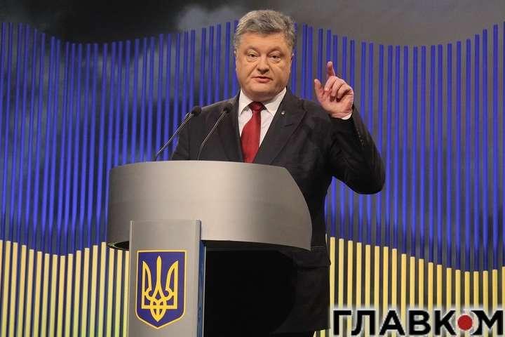 Порошенко заявив, щонелюбить грошей, аолігархам вУкраїні - несолодко