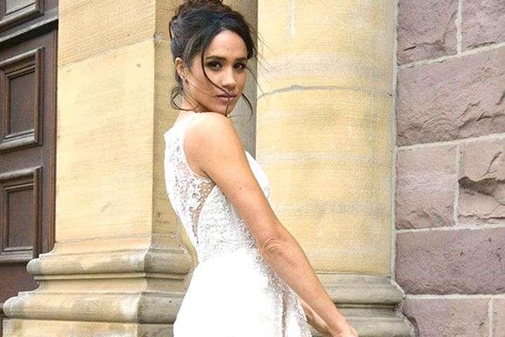 Свадебное одеяние Меган Маркл будет стоить около $135 тыс.