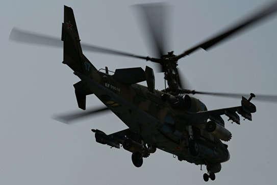 УСирії впав російський військовий вертоліт