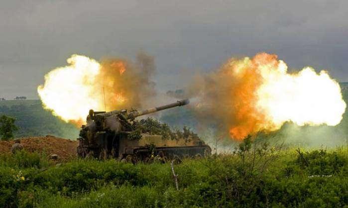 Бойовики активно наступають наДонбасі: врядах ООС серйозні втрати