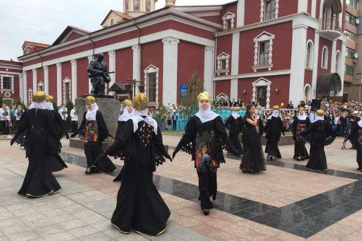 УКривому Розі 9 травня виконали пісню про російських солдатів уСирії