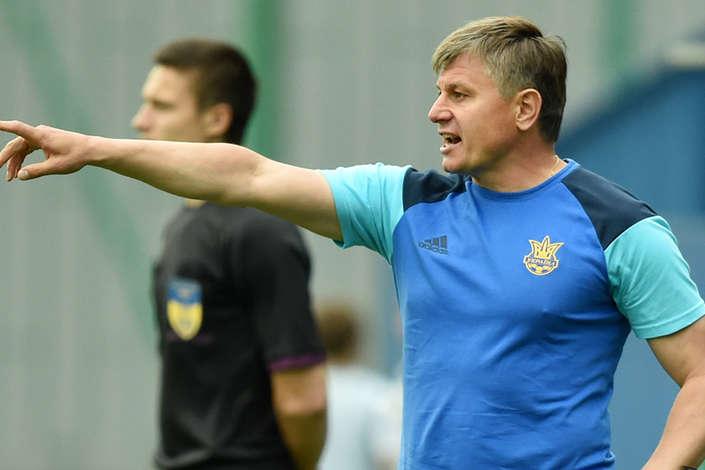 Сергій Попов. Фото: ФФУ