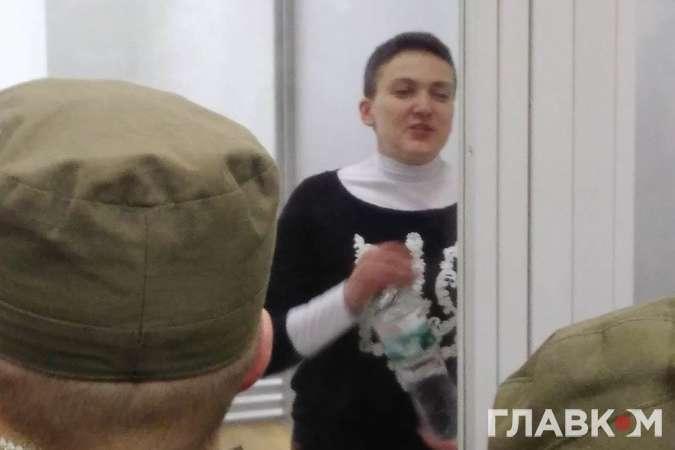 Суд залишив Надію Савченко за ґратами щенадва місяці