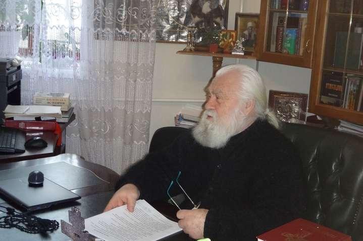 Управделами УПЦ поведал опорядке провозглашения автокефального статуса вПравославии